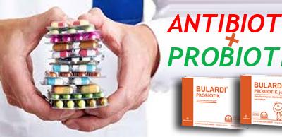 Zašto se insistira na probioticima uz antibiotik?
